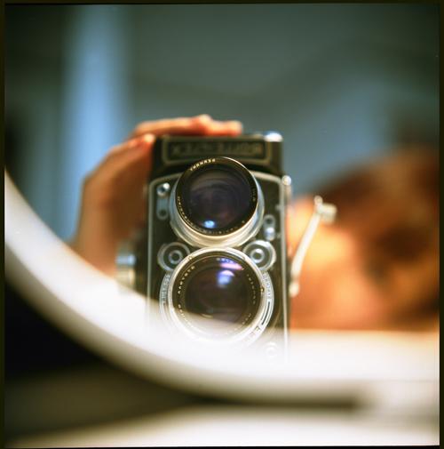 Rolleiflex×Kodak PORTRA 400VC