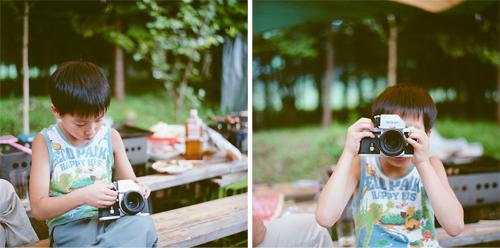 Rolleiflex Xenotar 2.8f × Kodak PORTRA 400VC